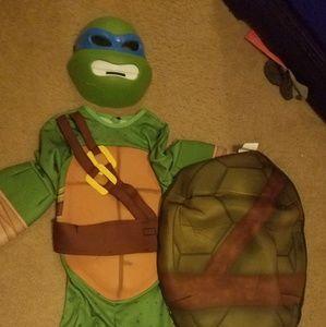 Ninja turtle boys costume